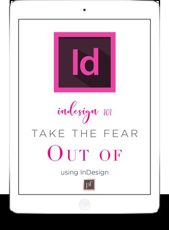 InDesign 101