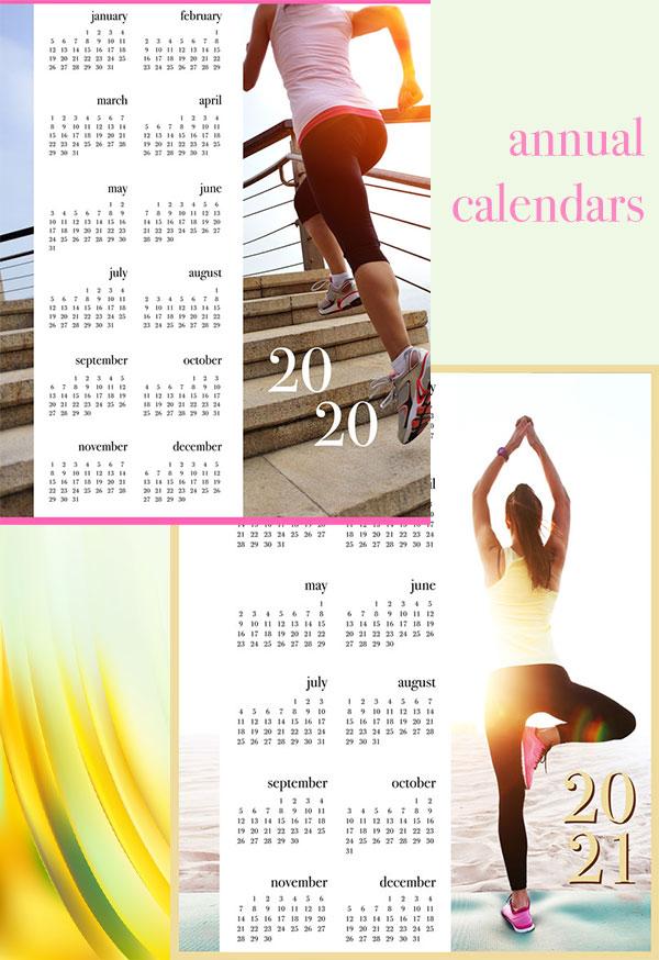 10 Calendars
