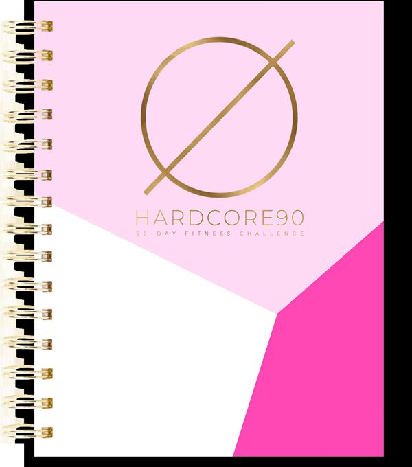 14 Mockup Pink Notebook