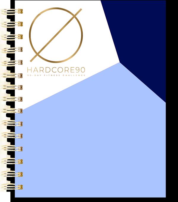 15 Mockup Blue Notebook