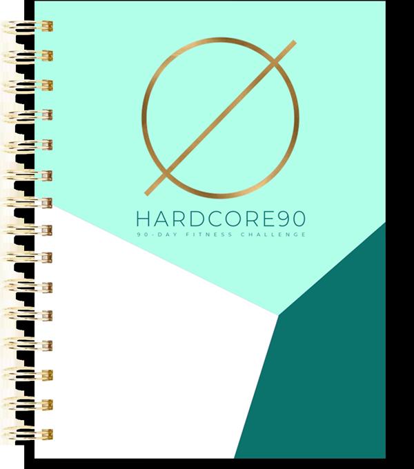 16 Mockup Teal Notebook