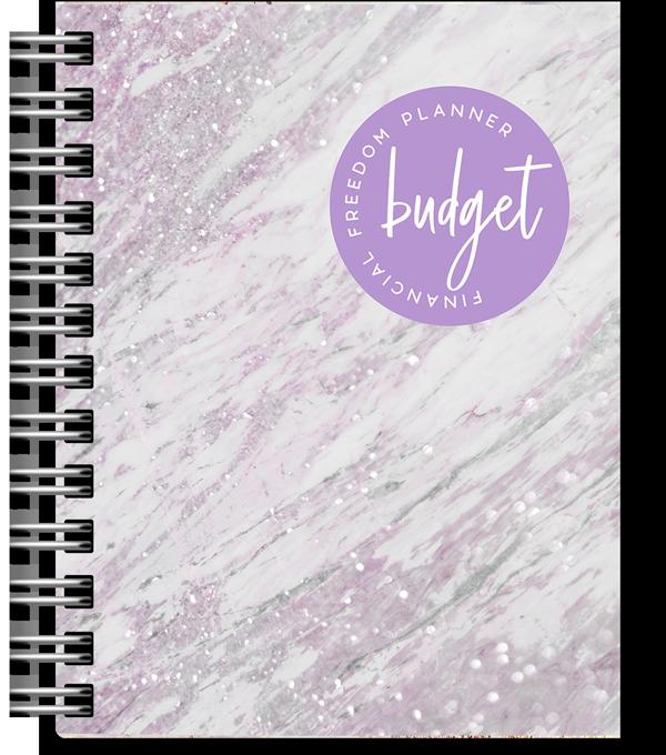 08 Spiral Mockup Cover Purple Glitter