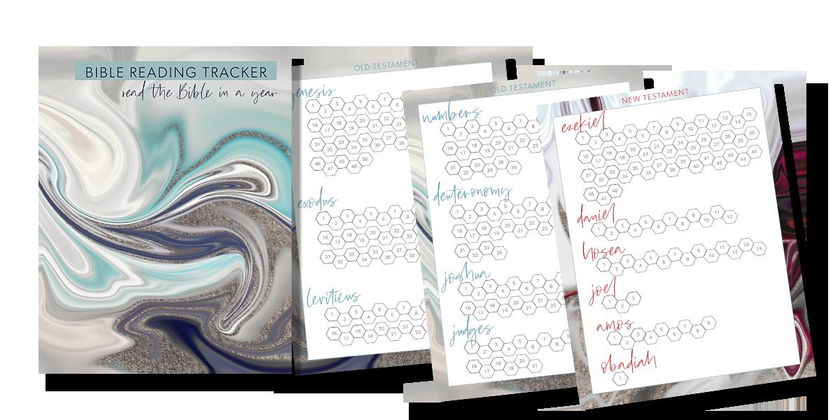 20 Bible Tracker Bonus Collage