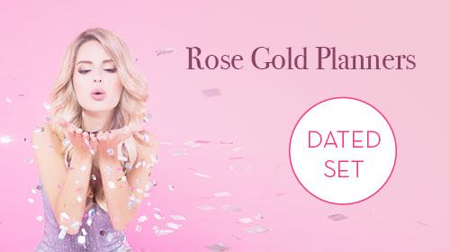 Rose Gold Dated Set